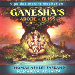 Ganesha's Abode of Bliss CD cover