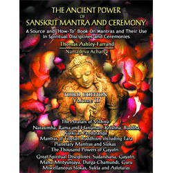 Ancient Power of Sanskrit Mantra & Ceremony (3rd Ed.) - Vol. 2