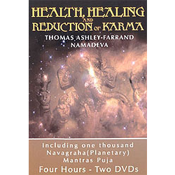 Workshop on Health, Healing & Reduction of Karma (Two DVDs)