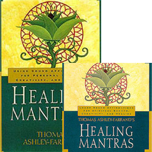 Healing Mantras Book CD