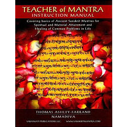 Teacher of Mantra Program
